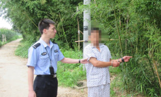 崇明一男子夜间非法狩猎成瘾 警方冰箱内搜出36只冻鸟,太可恨了!