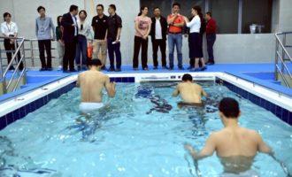 世界一流国内规模最大落户崇明啦,上海再添一个水下康复实验室